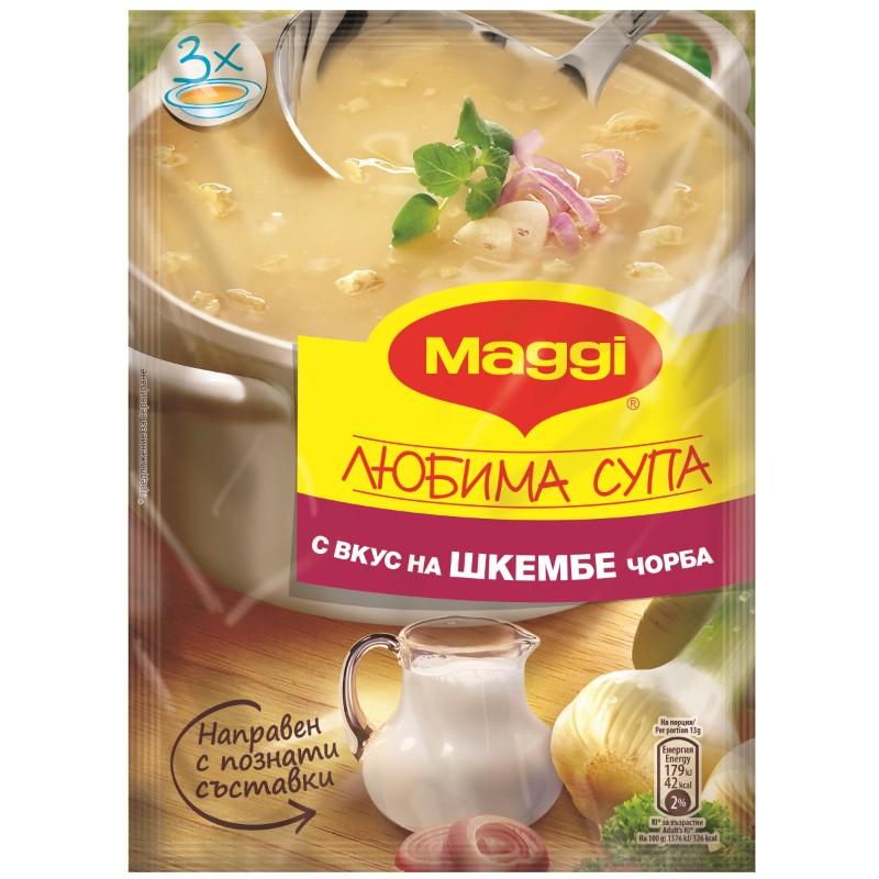 Maggi Супа крем шкембе