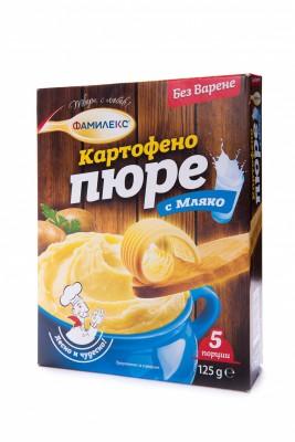Картофено пюре с мляко ФАМИЛЕКС