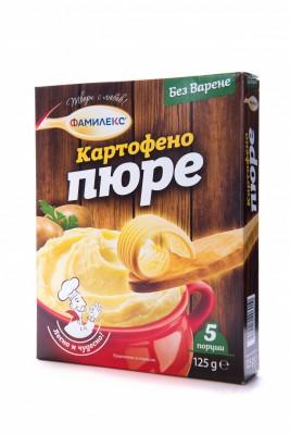 Картофено пюре ФАМИЛЕКС