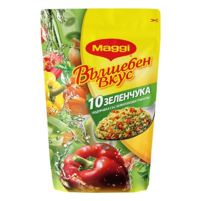 Maggi Вълшебен вкус зеленчук
