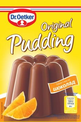 Пудинг Шоколад Dr.Oetker