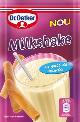 Млечен шейк ванилия Dr.Oetker