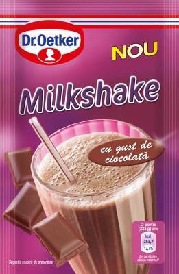 Млечен шейк шоколад Dr.Oetker