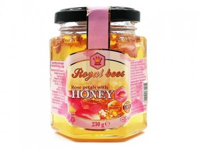 Мед с розови листенца Royal Bees