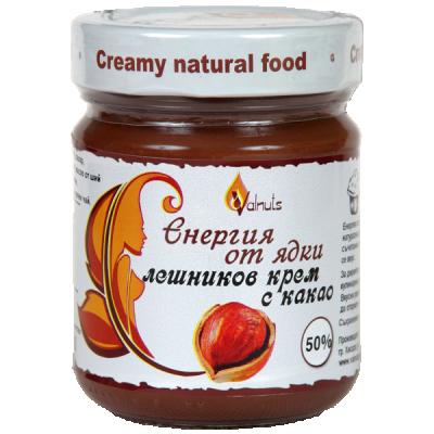 Лешников крем с какао 50% Valnuts