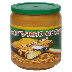 Фъстъчено масло с мед Balcho