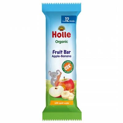 БИО Барче Holle ябълка и банан