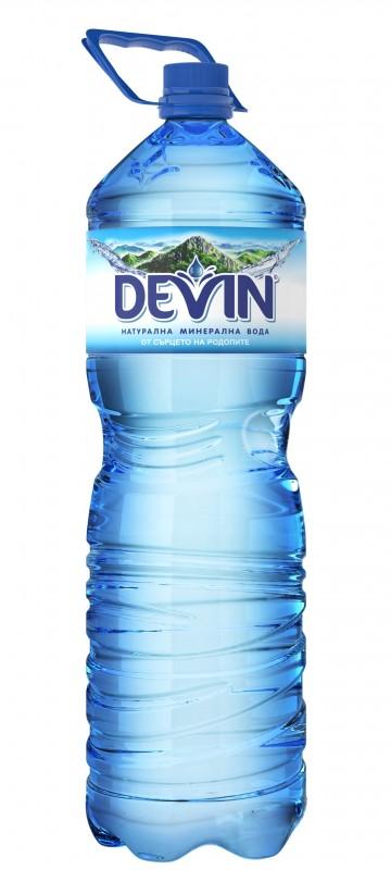 Вода минерална Девин