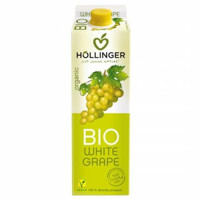 БИО Сок HOLLINGER бяло грозде