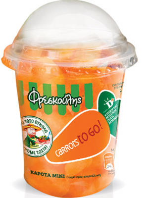 Бейби моркови Fresh&Cool