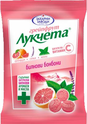 Бонбони Лукчета Грейпфрут