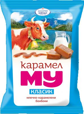 Бонбони Карамел Му Класик
