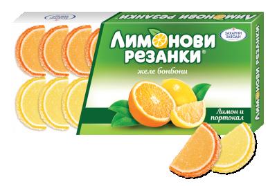 Лимонови резенки