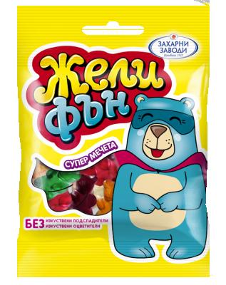 Бонбони Жели фън Мечета