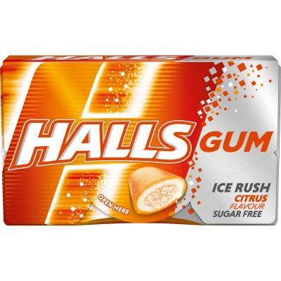 Дъвки HALLS Citrus