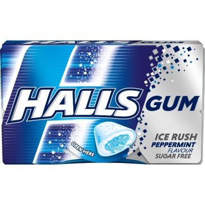 Дъвки HALLS Peppermint
