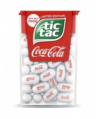 Бонбони Tic Tac Coca Cola