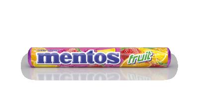 Бонбони Mentos Friut