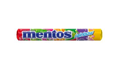Бонбони Mentos Rainbow