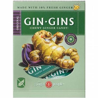 Дъвчащи бонбони Ginger People с джинджифил