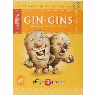 Дъвчащи бонбони Ginger People с джинджифил 16%
