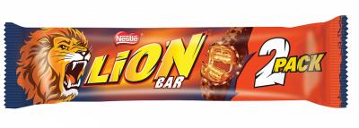 Шоколадов десерт Lion 2 Pack