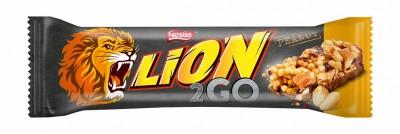 Шоколадов десерт Lion 2GO Peanut