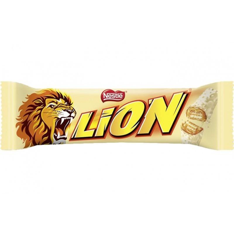 Шоколадов десерт Lion White