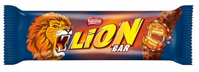 Шоколадов десерт Lion