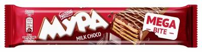 Вафла Мура MegaBite Млечен шоколад
