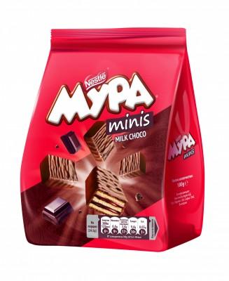 Вафла Мура Minis Шоколад