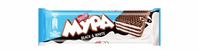 Вафла Мура Black & White