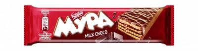 Вафла Мура Млечен Шоколад