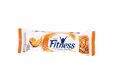 Зърнен десерт Nestle Fitness Праскова кайсия