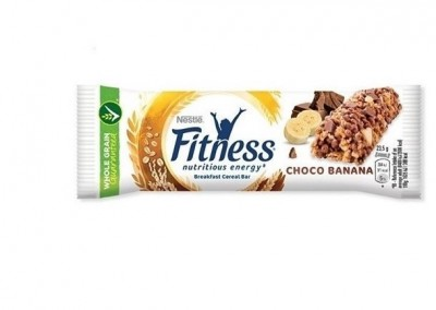 Зърнен десерт Nestle Fitness Шоколад и банан