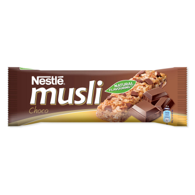 Зърнен десерт Nestle Musli Шоколад
