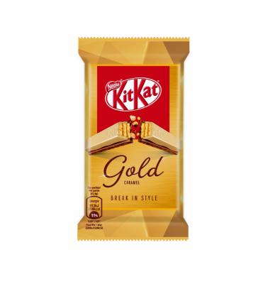 Десерт KitKat 4 Finger Gold caramel