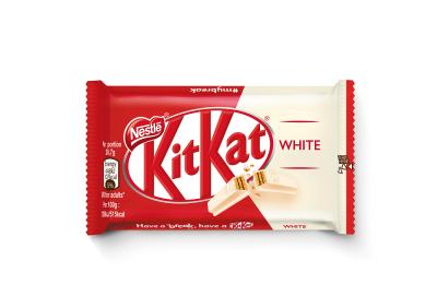Десерт KitKat 4 Finger white