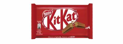 Десерт KitKat 4Finger млечен шоколад
