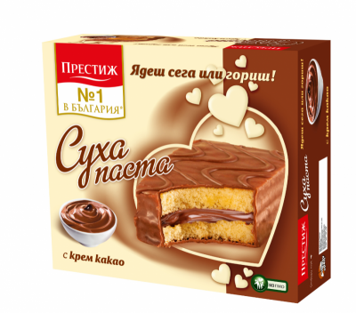 Сухи пасти Престиж какао