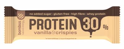 Протеинов бар Bombus с ванилия 30%