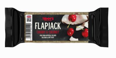 Овесен бар Flapjack Tomm's с череша и кокос