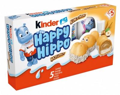 Десерт Kinder Happy Hippo лешник