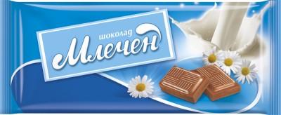 Шоколад Млечен