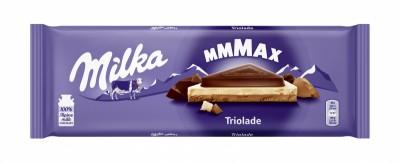 Шоколад Milka Triolade