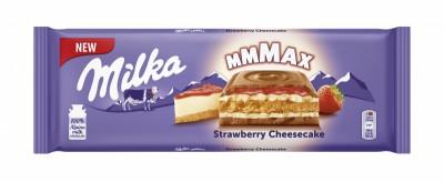 Шоколад Milka Ягодов Чийзкейк