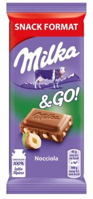 Шоколад Milka Лешник