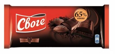 Шоколад Своге екстра какао 65%