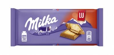 Шоколад Milka Сандвич LU