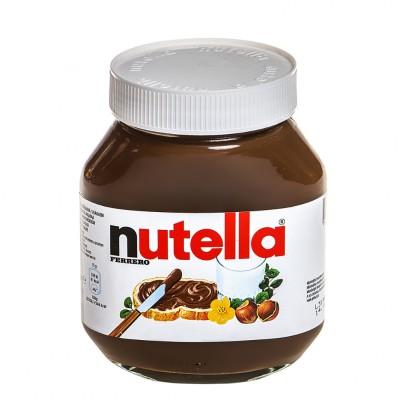 Течен шоколад Nutella
